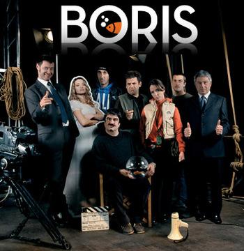 Boris (Series) - TV Tropes