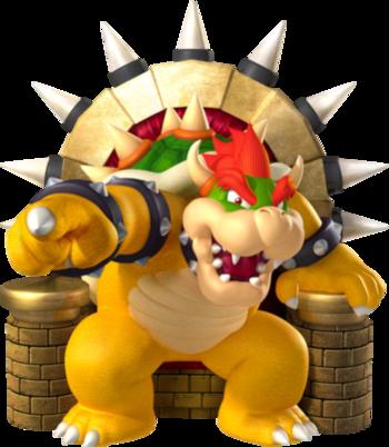 Super Mario Bros Bowser Characters Tv Tropes