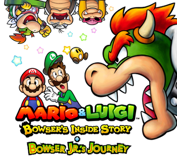 Mario & Luigi: Bowser's Inside Story (Video Game) - TV Tropes