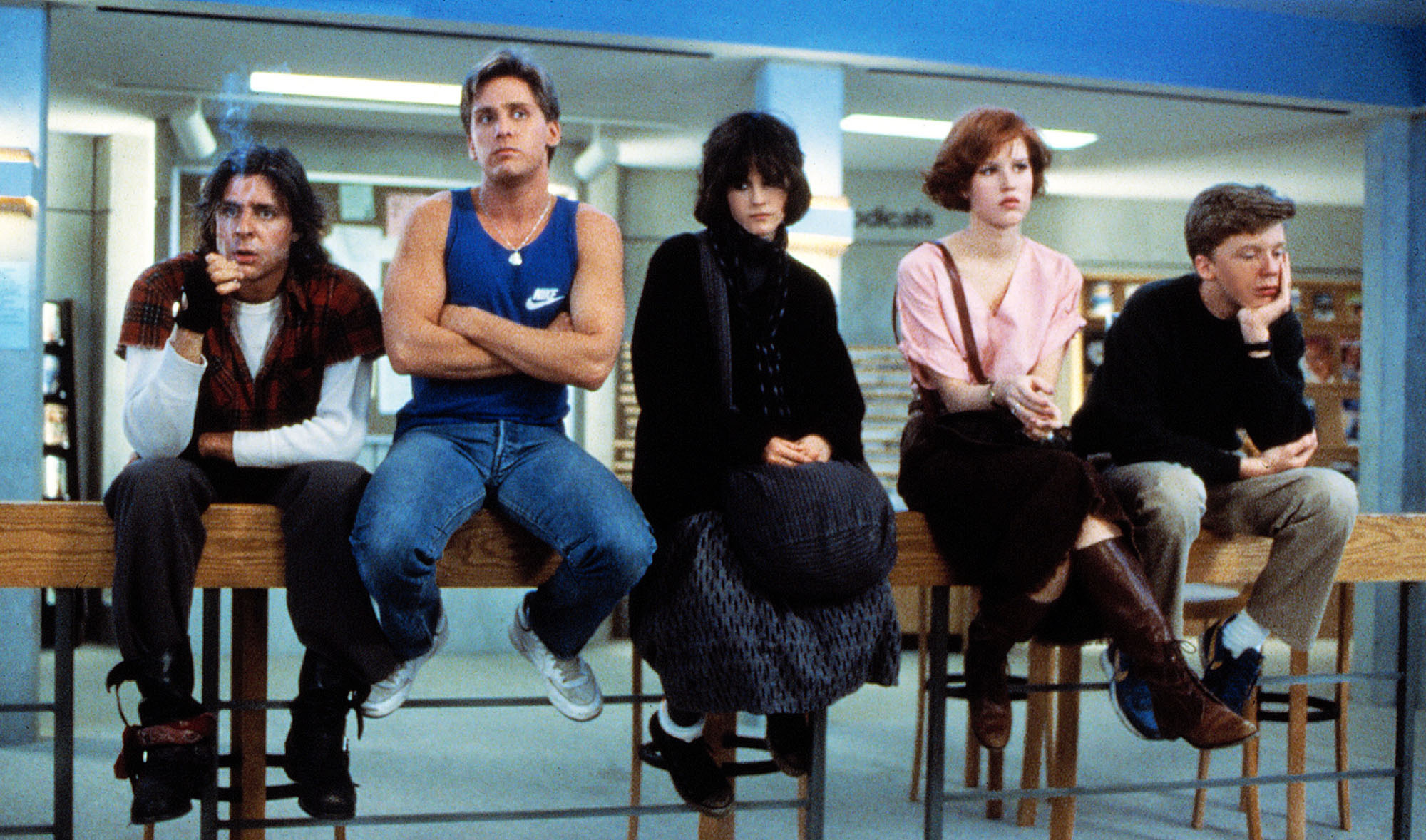 the breakfast club characters tv tropes