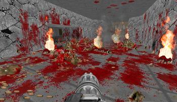 death Extreme gore violent