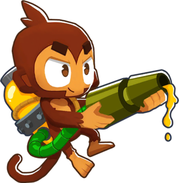 Bloons Tower Defense / Characters - TV Tropes