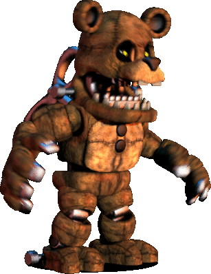 Five Nights at Freddy's: Adventure Characters / Characters