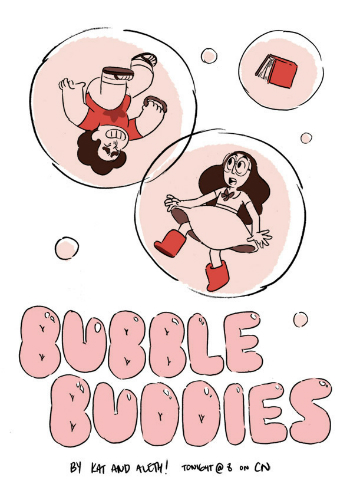 steven universe s1e7 quotbubble buddiesquot recap tv tropes