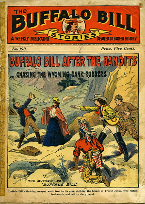 Dime Novel Tv Tropes