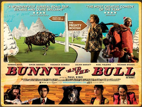 Bunny and the Bull movie