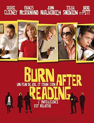 Burn After Reading (Film) - TV Tropes