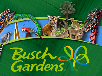 Tropes Shown In The Busch Gardens Parks Include:
