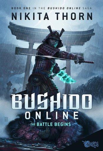 https://static.tvtropes.org/pmwiki/pub/images/bushido_online_book_cover_design_by_pindurski_dbecbcn.jpg
