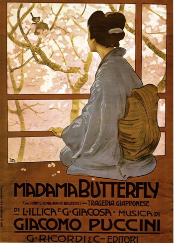 Madame Butterfly (Theatre) - TV Tropes