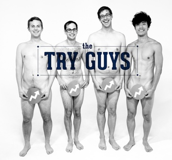The Try Guys (Web Video) - TV Tropes