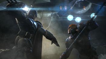 Batman Arkham Origins Deadshot Wallpaper