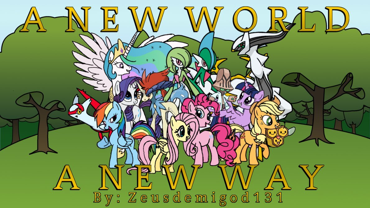 A New World, A New Way (Fanfic) - TV Tropes