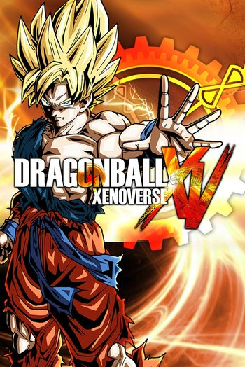 Dragon Ball Xenoverse (Video Game) - TV Tropes