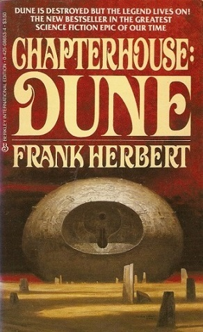 Chapterhouse: Dune (Literature) - TV Tropes