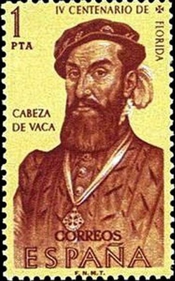 an introduction to the history of alvar nunez cabeza de vaca The norton anthology of american literature overview | features  álvar núñez cabeza de vaca  from the significance of the frontier in american history.