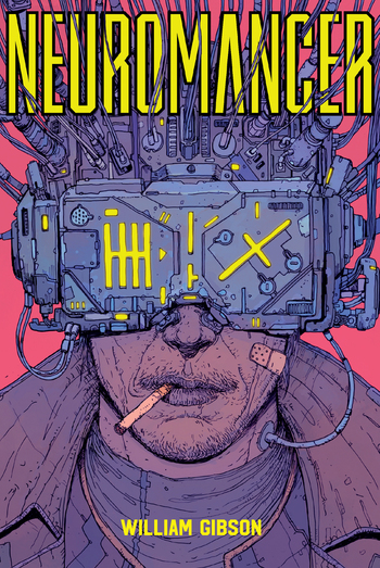 Image result for neuromancer