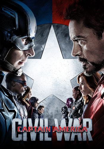 Captain America: Civil War (Film) - TV Tropes