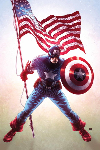 Captain America / Characters - TV Tropes