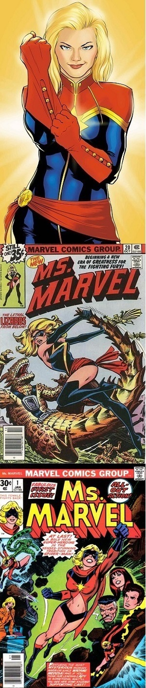 https://static.tvtropes.org/pmwiki/pub/images/captain_marvel_evolution.jpg