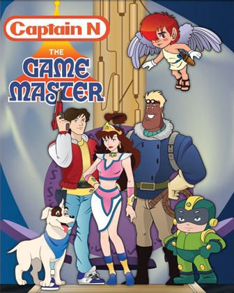 Captain N The Game Master Western Animation Tv Tropes