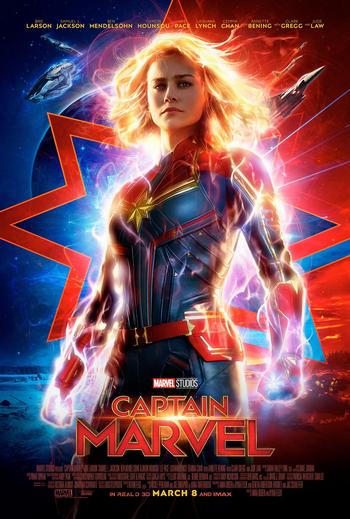 Captain Marvel (2019) (Film) - TV Tropes