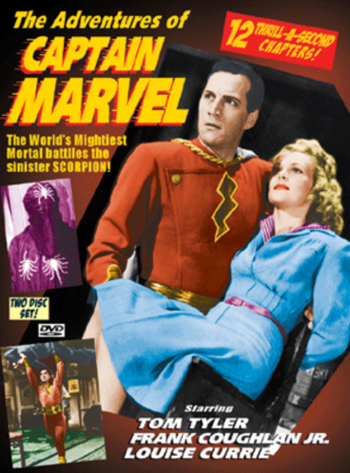 Image result for captain marvel serial