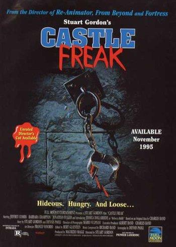 Resultat d'imatges de Castle Freak (1995) Stuart Gordon
