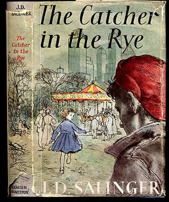 The use of symbolism in the book catcher in the rye by jd salinger