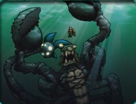 Kraken And Leviathan