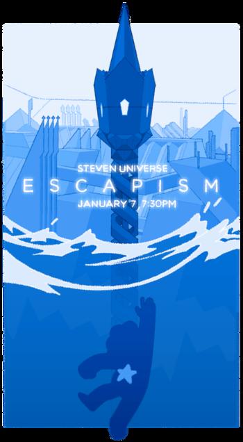Steven Universe S5e27 Quot Escapism Quot Recap Tv Tropes