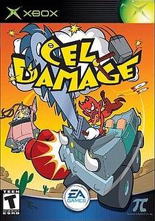 Cel Damage Video Game Tv Tropes