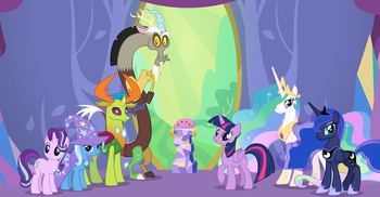 My Little Pony: Friendship Is Magic S7 E1