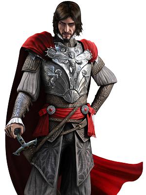 Assassins Creed Ezio Auditore Trilogy Roman Templars Characters