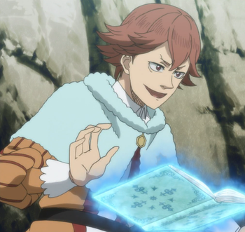 Black Clover Clover Kingdom Characters Tv Tropes Even apple of rden would be useless since julius can just timelick haiji at a safe distance. black clover clover kingdom