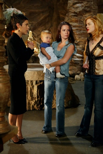 Charmed s6e6 my three witches recap tv tropes my three witches altavistaventures Choice Image