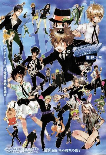 Katekyō Hitman Reborn Characters Tv Tropes