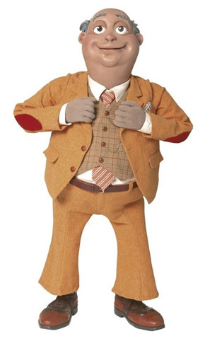 lazytown characters tv tropes