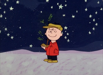 western animation a charlie brown christmas