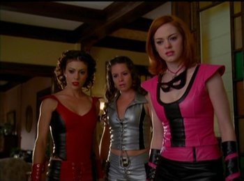 Charmed S5E5 Witches In Tights / Recap - TV Tropes