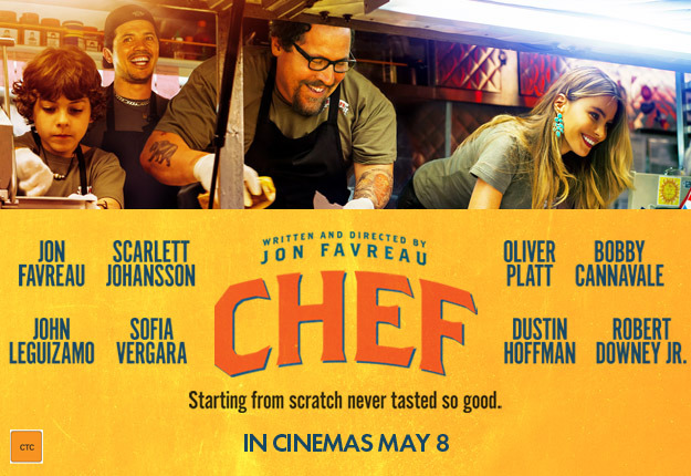 Chef! (Film) - TV Tropes