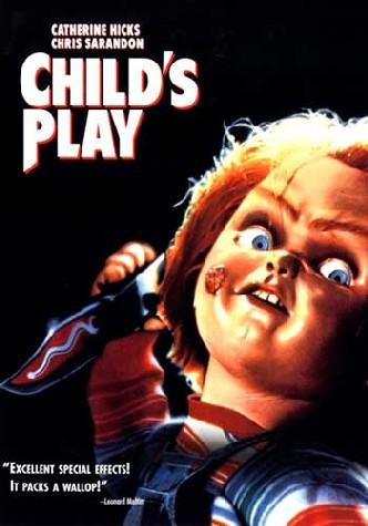 Hi, I'm Chucky. Wanna play?