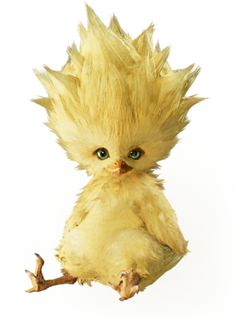 https://static.tvtropes.org/pmwiki/pub/images/chocobo_chick_summon_from_ffvii_remake.png