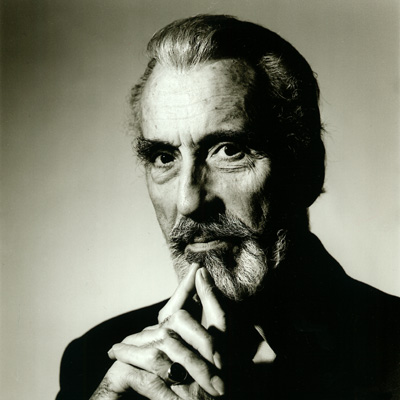 CHRISTOPHER LEE (Creator) - TV Tropes