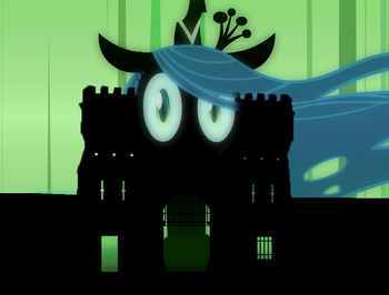 Chrysalis Visits The Hague (Fanfic) - TV Tropes
