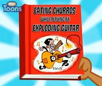 https://static.tvtropes.org/pmwiki/pub/images/churros_con_guitarra_explosiva.jpg