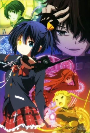 Love Chunibyo Other Delusions Light Novel Tv Tropes
