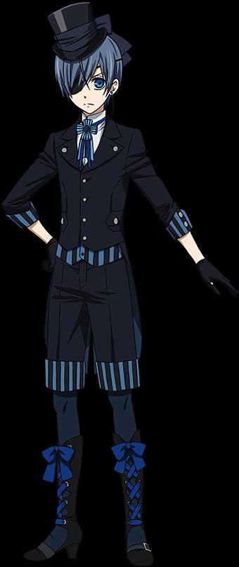 Black Butler Ciel Phantomhive / Characters - TV Tropes