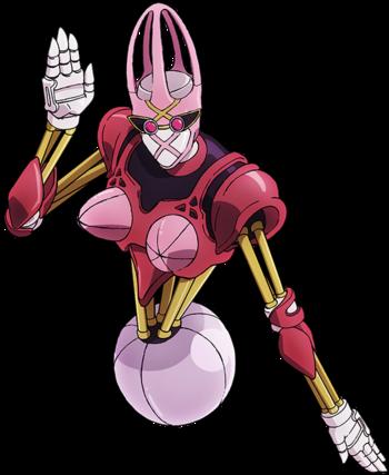 Jojo S Bizarre Adventure Diamond Is Unbreakable Characters Tv Tropes
