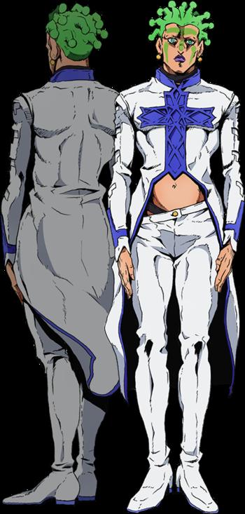 JoJo's Bizarre Adventure: Vento Aureo / Characters - TV Tropes